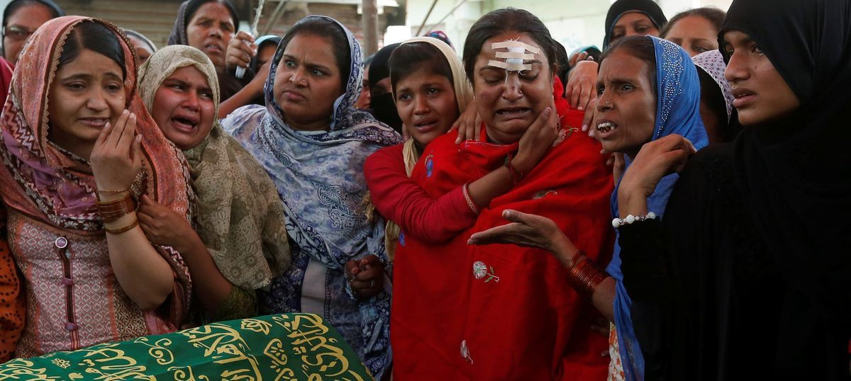 In Pakistan, first the State went after its Hindu past  Now
