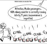 Godhra Cartoon India Today