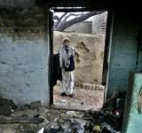 Dalit Houses Burnt