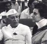 Indira nehru
