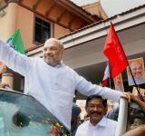 Amit Shah in Kerala