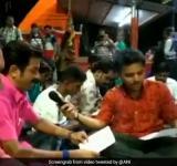 BJP hanuman Chalisa