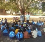 School Under Tree