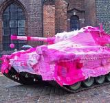 Tank in JNU