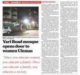Yari Road Mosque